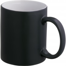 Sublimationstasse colour-changing Sirmione - schwarz
