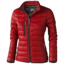 Scotia Damen leichte Daunenjacke - rot