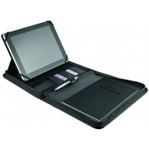 BlackMaxx® Businessportefolio BusinessPro Line schwarz - schwarz