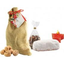 Süßes Weihnachts-Säckchen