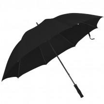 Großer Regenschirm - schwarz