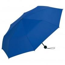 Mini-Topless-Taschenschirm - euroblau