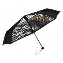 Mini-Taschenschirm Colormagic® - schwarz
