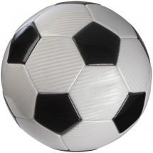 Klassischer Fußball - weiss