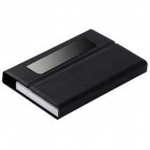 Visitenkartenbox REFLECTS-LEMNIK BLACK