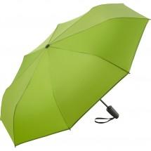 AOC-Mini-Taschenschirm FARE®-ColorReflex - limette