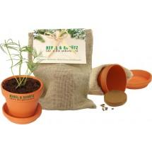 """Natur - Säckchen """"Pflanze deinen Baum"""""""
