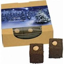 Kleine Weihnachtsbäckerei, 1-4 c Digitaldruck inklusive