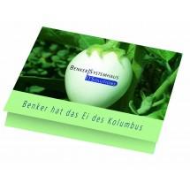 Klappkärtchen Eierbaum