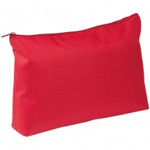 Große Kulturtasche - rot