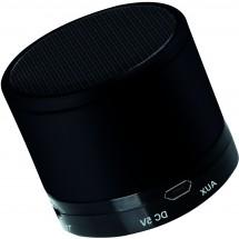 Bluetooth-Speaker mit SD-Kartenslot und Mikrofon - schwarz