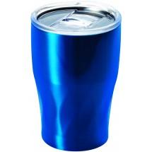 Vakuum Becher - blau