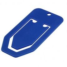 Riesen-Briefklammer - blau