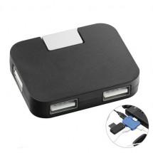 USB-Hub - schwarz
