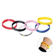 Silikon-Armband für Kinder - individuell