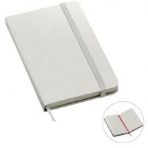 Notizbuch Mini - weiß