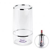 Weinkühler - glasklar