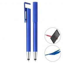 Touchscreen-Druckkugelschreiber - blau
