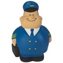 SQUEEZIES® Pilot Bert® - bunt