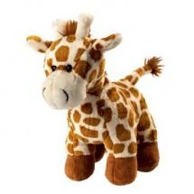 Plüsch Giraffe Carla - hellbraun