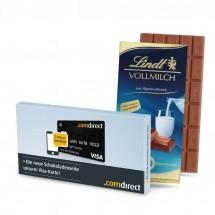 Premium Schokolade von Lindt, 100 g