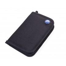 Etui für Reise- und Fahrzeugpapiere SAFE TRIP - grau, schwarz