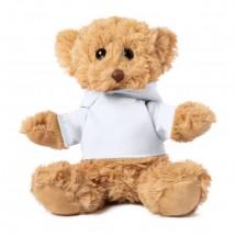 Teddybär Loony-weiß