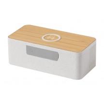 Bluetooth-Lautsprecher mit Wireless-Charger Trecam