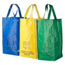 """Tasche """"Lopack"""" - blau/gelb/grün"""