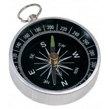 """Kompass """"Nansen"""" - silber/schwarz"""