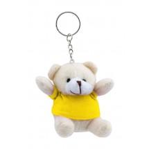 """Schlüsselanhänger """"Teddy"""" - gelb"""