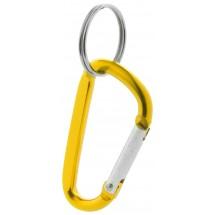 """Schlüsselanhänger """"Zoko"""" - gelb"""
