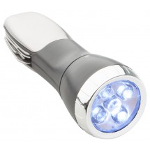 "Multifunktions-Taschenlampe ""Talos"" - grau"