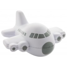 "Antistress Ball ""Jetstream"" - weiss"