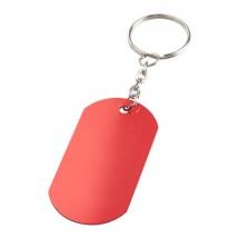 """Schlüsselanhänger """"Nevek"""" - rot"""