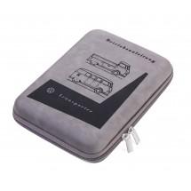 Organizer-Etui für Fahrzeugpapiere und Zubehör VW TRAVEL CASE - grau, schwarz