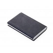 Kreditkartenetui mit Ausleseschutz MARBLE SAFE - schwarz