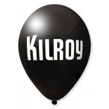 Luftballons mit Quality Print-Schwarz