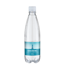 Mineralwasser, 0,5l  Gourmet