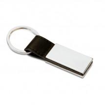 Schlüsselanhänger RECTANGLO - schwarz