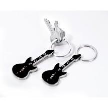 Schlüsselanhänger I FEEL GOOD - schwarz, silber