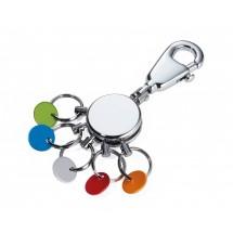 Schlüsselanhänger PATENT/Colour - mehrfarbig