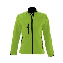 Ladies Softshell Jacket Roxy - Absinthe Green