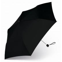 Super Mini slim Taschenschirm, schwarz