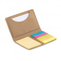 Notiz-Visitenkartenhalter FOLDNOTE - beige