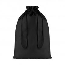 Beutel mit Kordelzug L TASKE LARGE - schwarz