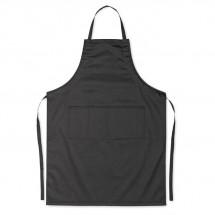 Küchenschürze FITTED KITAB - schwarz