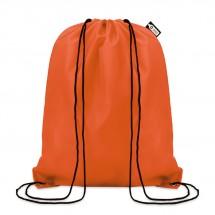 SHOOPPET Beutel mit Kordelzug 190T RPET orange