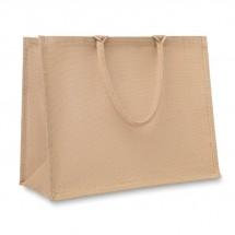 Jute Shopping Tasche BRICK LANE - beige