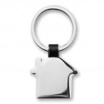Schlüsselring Haus HOUSY - schwarz